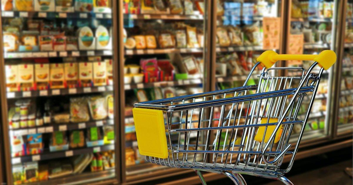 supermarche.png?resize=1200,630 - Coronavirus : pour éviter la panique, ce supermarché belge rationne la vente de certains produits
