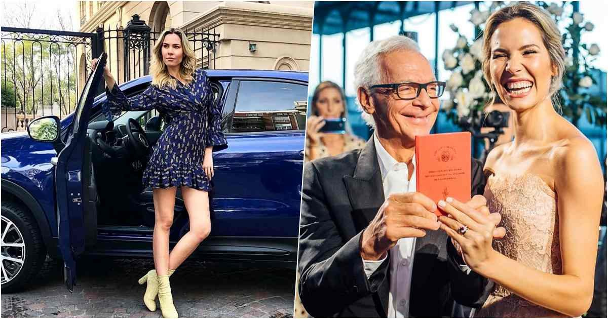 thumbnail 10.jpg?resize=1200,630 - 73-Year-Old Billionaire Marries Model Girlfriend Despite Family's Upset And Criticism Over Their Age Gap