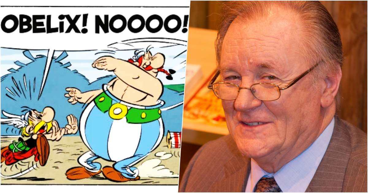 thumbnail 13.jpg?resize=1200,630 - Albert Uderzo, 'Asterix' Co-Creator And Illustrator, Passed Away At The Age Of 92
