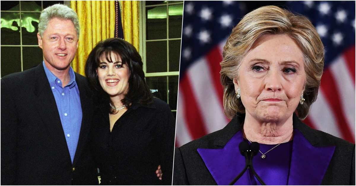 thumbnail 2.jpg?resize=412,232 - Bill Clinton Admits To Making Out And Having An Affair With Monica Lewinsky To Ease The Pressures Of His Job