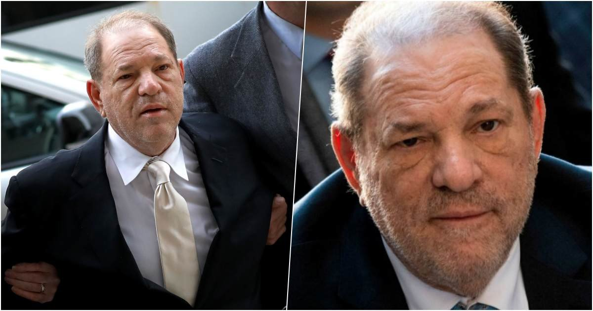 thumbnail 5.jpg?resize=1200,630 - Harvey Weinstein Has Been Sentenced To 23 Years In Prison