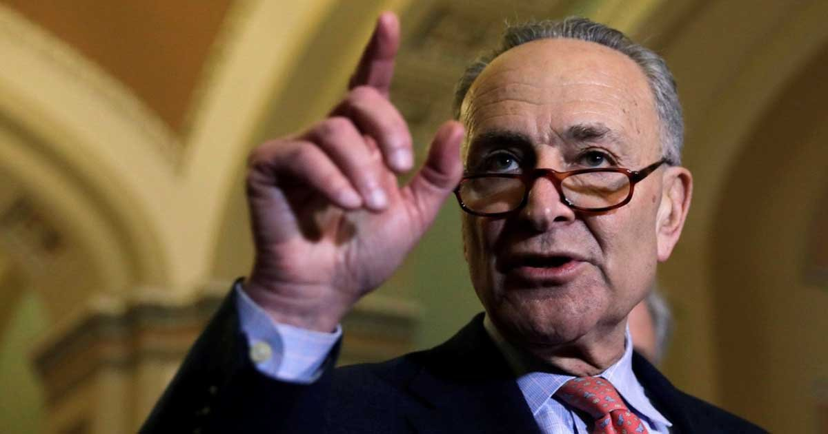 thumbnail 6.jpg?resize=1200,630 - Sen. Chuck Schumer Faces Mounting Ethics Complaints Over Controversial Supreme Court Remarks