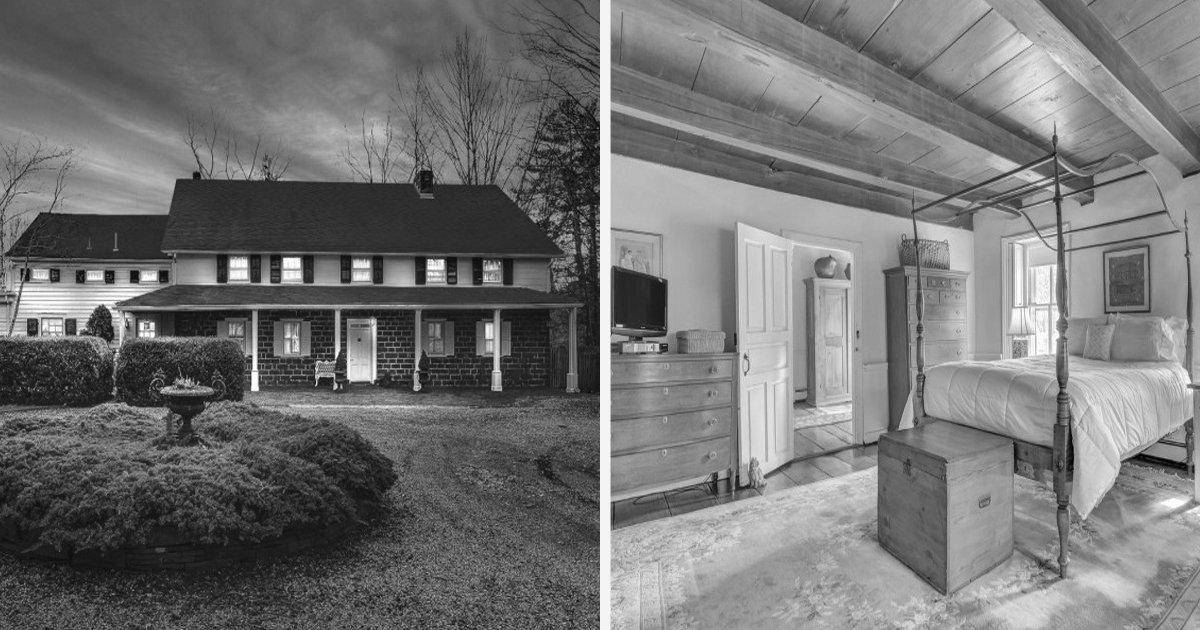 untitled 1 40.jpg?resize=1200,630 - A House Built Nearly 70 Years Before The Revolutionary War Is For Sale