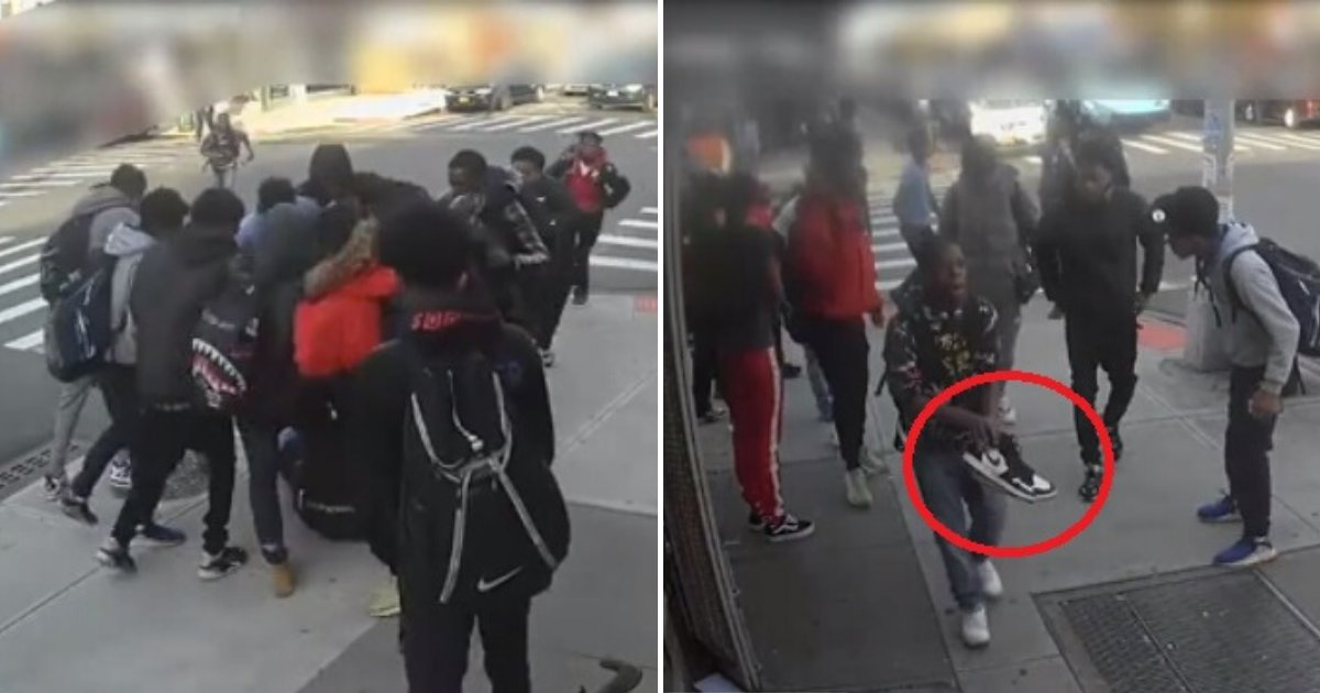 untitled design 70.png?resize=1200,630 - Group Of Teens Attacked And Robbed A 15-Year-Old Girl In Brooklyn During The Day