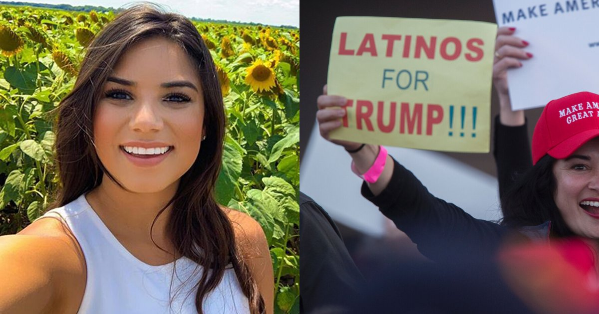 vonvon article.png?resize=1200,630 - Catalina Lauf Says Mainstream Media 'Can't Fathom' a 'Young Latina' Trump Supporter