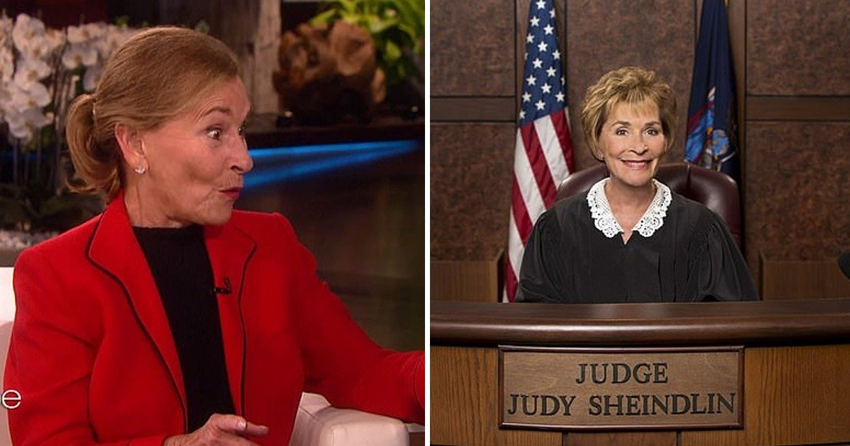 whatsapp image 2020 03 02 at 4 21 08 pm.jpeg?resize=1200,630 - Judge Judy Is Ending CBS Show After 25 Years With A New Series Judy Justice On Another Network With The Same Salary