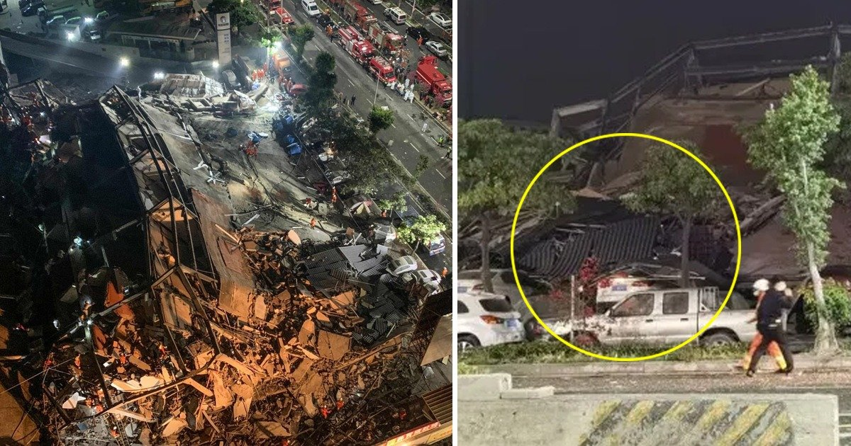 whatsapp image 2020 03 07 at 9 34 56 pm.jpeg?resize=412,232 - Five Star Hotel In Quanzhou,China  Used To Quarantine Coronavirus Victims Collapsed Rescuers Race To Save 30 people Still Trapped