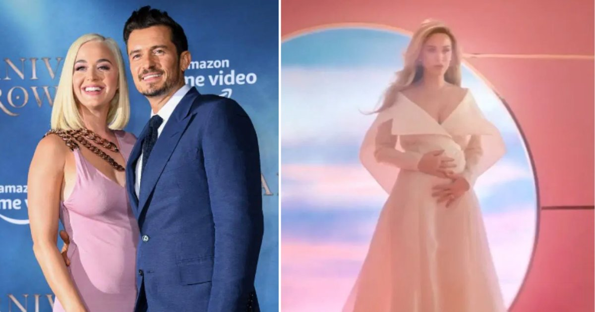 1 14.png?resize=1200,630 - Katy Perry Announces The Gender Of The Baby With Orlando Bloom Through A Post On Instagram