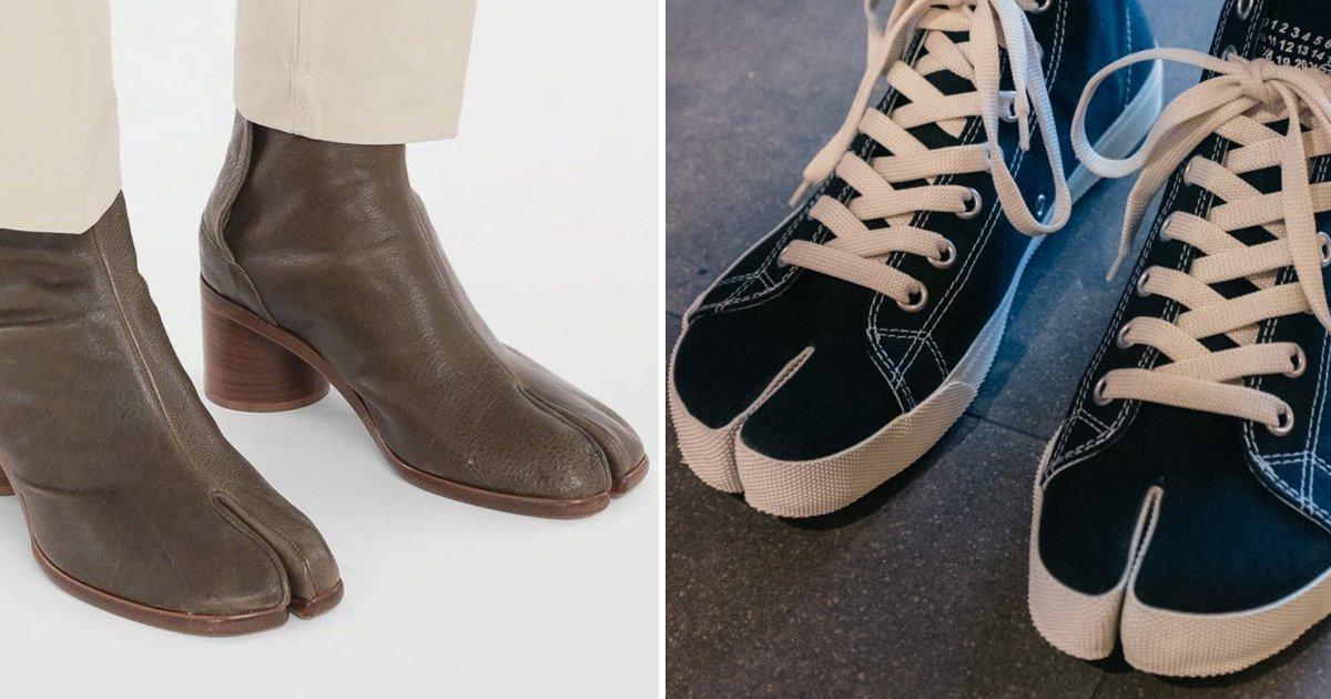 11 34.jpg?resize=412,232 - 요즘 인스타서 유행 중이라는 '마르지엘라' 신발 디자인.jpg