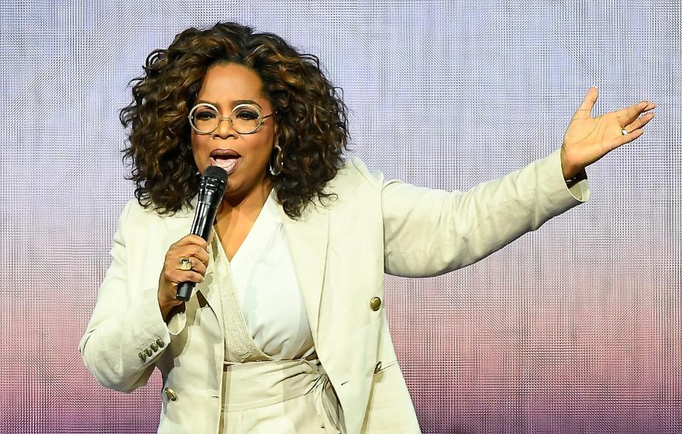 Oprah Winfrey Donates  Million To Coronavirus Relief
