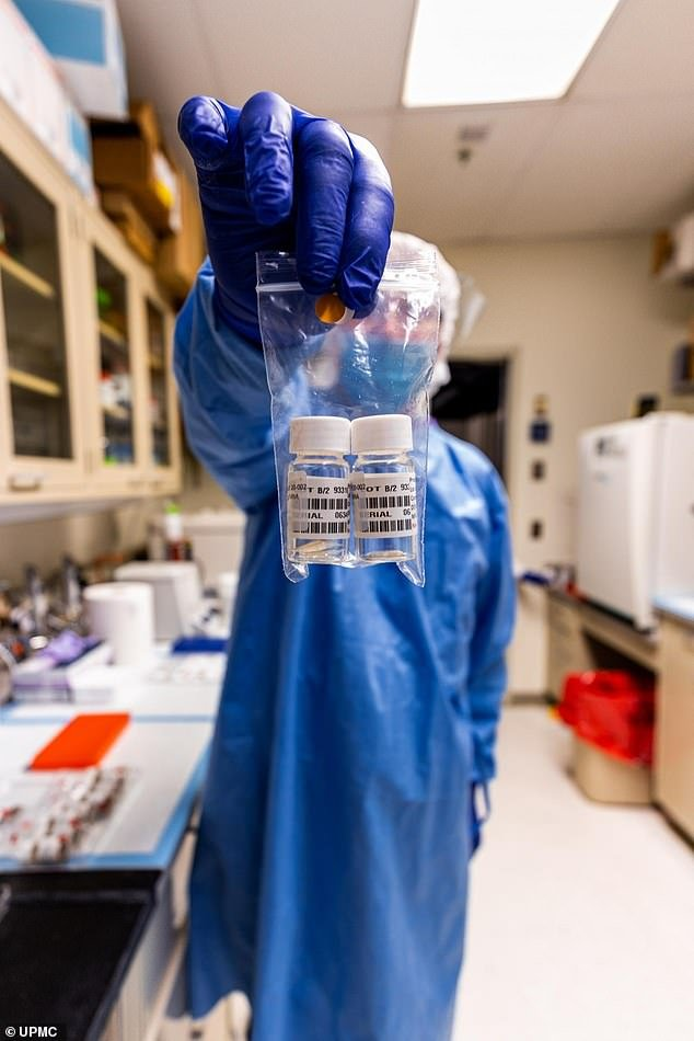 Researchers estimate the vaccine will provide protection for a year and hope to start human trials within the next few months
