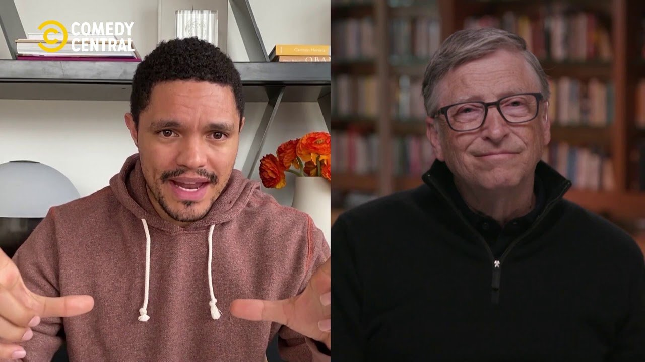 Full Interview | Bill Gates on The Daily Social Distancing Show ...