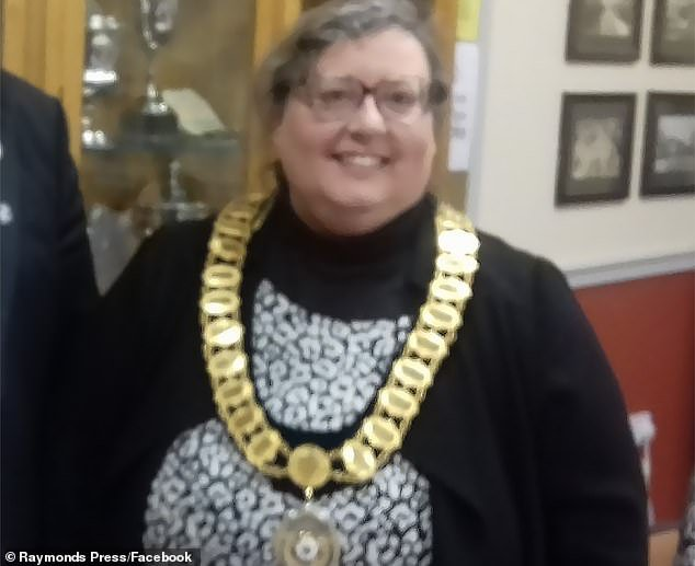 Mayor Sheila Oakes (pictured) said Boris Johnson