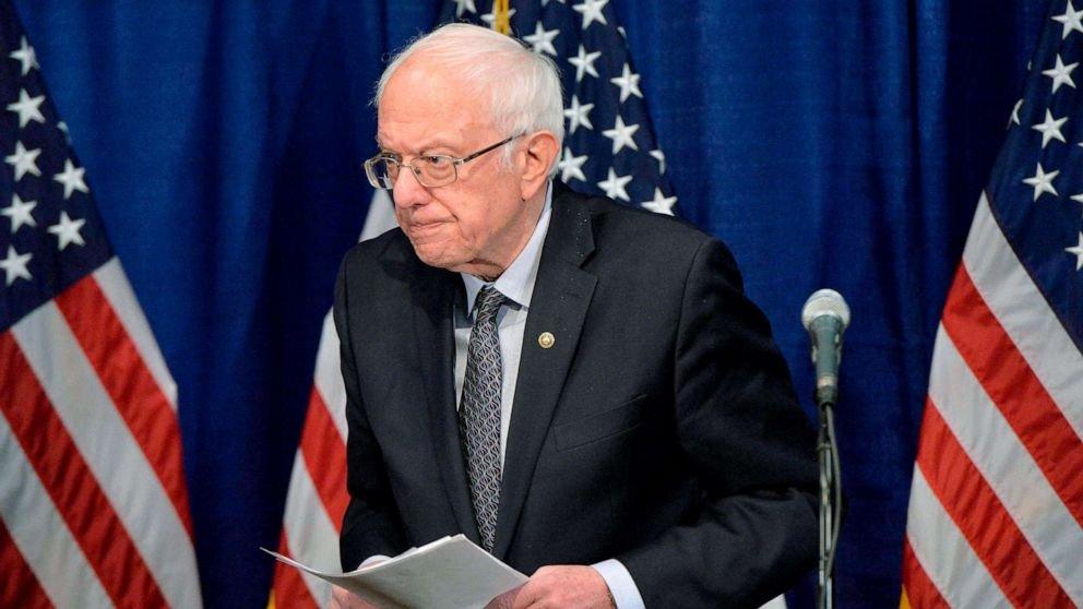 Vermont Sen. Bernie Sanders suspends presidential bid - ABC News