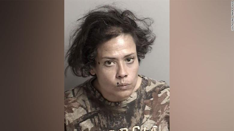 Jennifer Walker, 53, was charged with felony vandalism after licking jewelry items at a Safeway store.