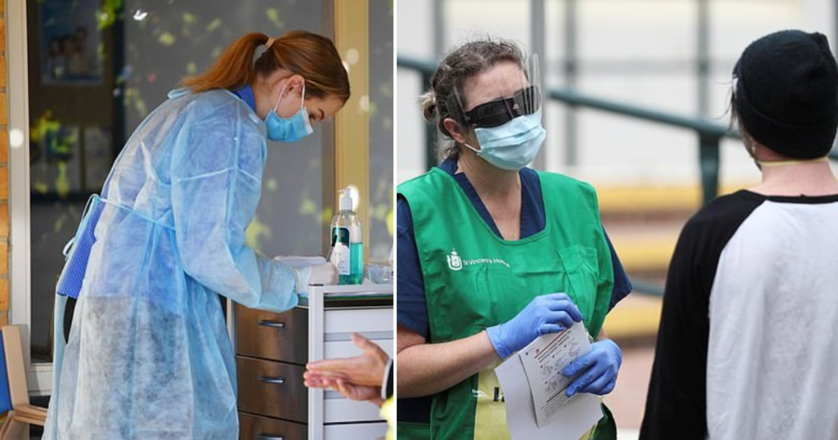 2 12.png?resize=1200,630 - Nurses Advised Not To Wear Their Uniform In Public After Being Abused And Egged Amid Coronavirus Crisis In Australia
