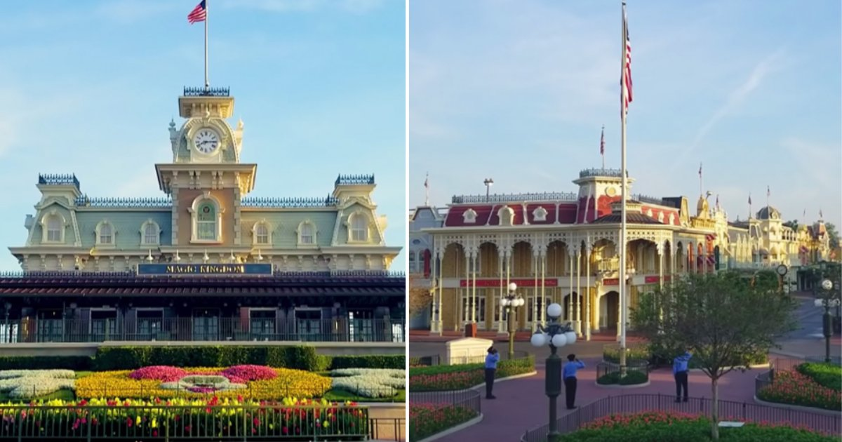 2 19.png?resize=1200,630 - Disney Employees Continue To Raise The Parks' Flag Despite The Lockdown