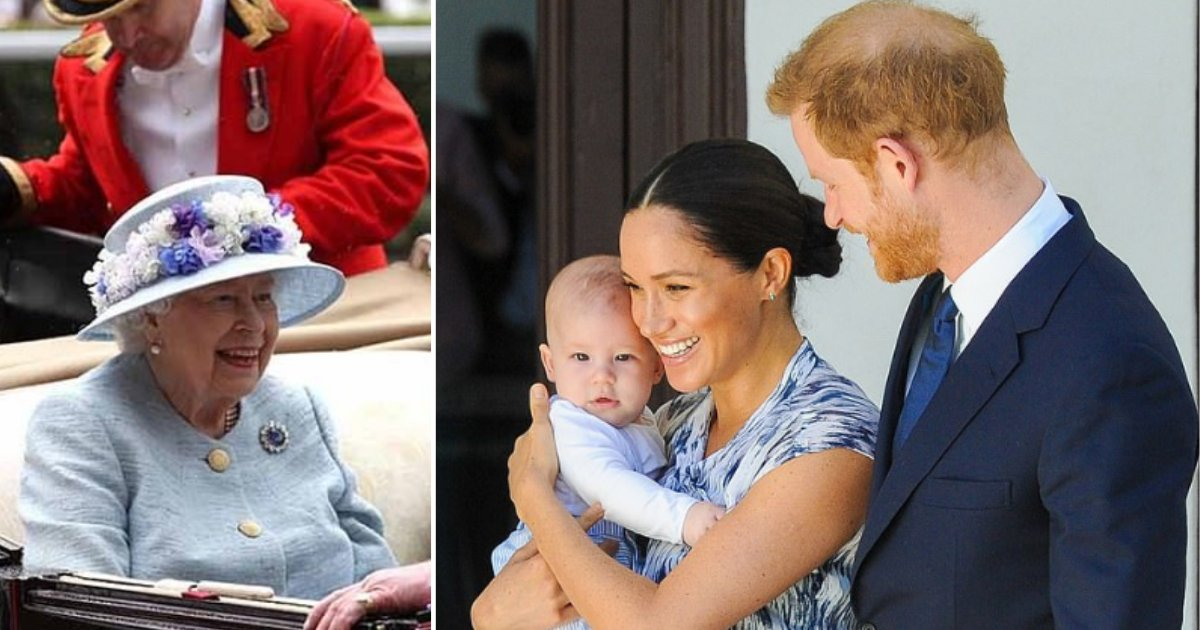 2 66.png?resize=412,275 - Prince Harry and Meghan Markle Talked About Their Zoom Chat With Queen to Their Favorite Media