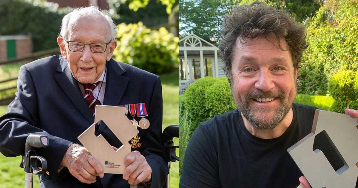 2 panel 3.jpg?resize=1200,630 - Captain Tom Moore Breaks World Record For Being The Oldest Person With A No.1 Single