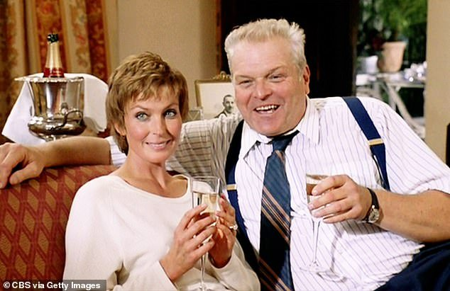 Sad loss:Brian Dennehy has died at the age of 81 after over 40 years working as an actor in both movies and on TV in Hollywood as well as stage performances in New York. Seen in the 1995 film Tommy Boy with Bo Derek