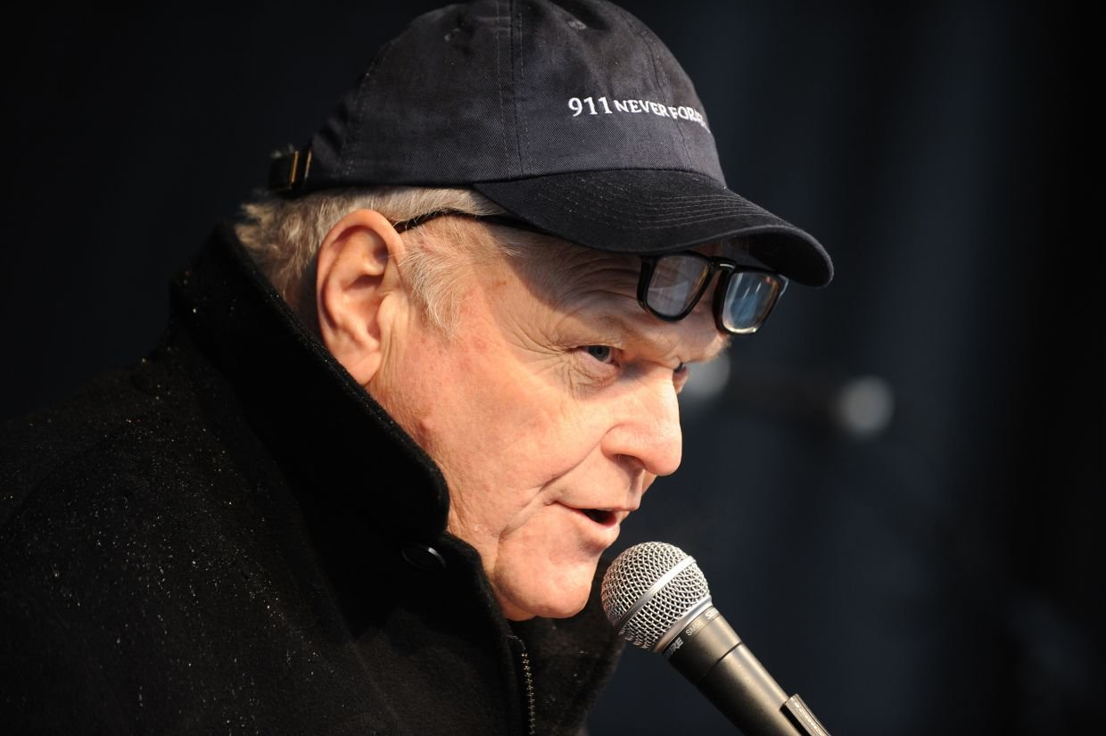 Actor Brian Dennehy, who starred in Rambo film
