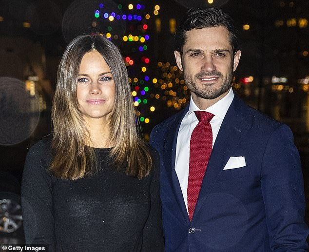 Princess Sofia became part of the Swedish royal family in 2015, after marrying Prince Carl Phillip