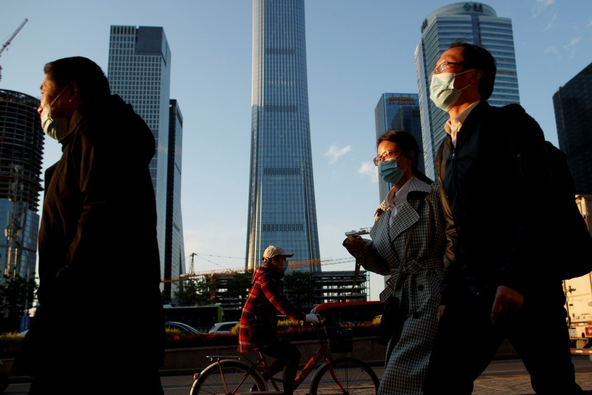 Coronavirus: China is getting back on its feet, but who forgot to ...