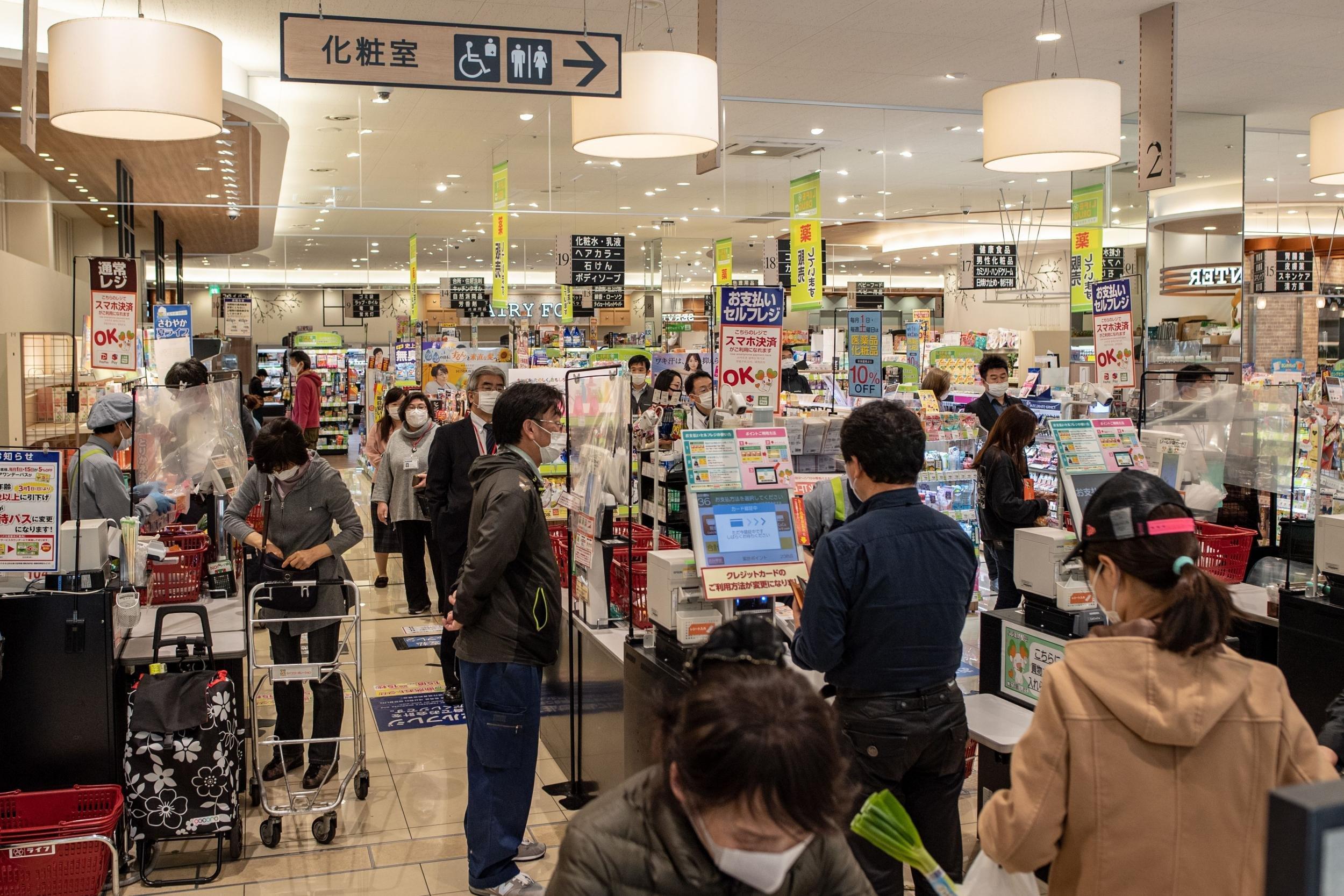 Japanese mayor says men should do shopping as women take too long ...