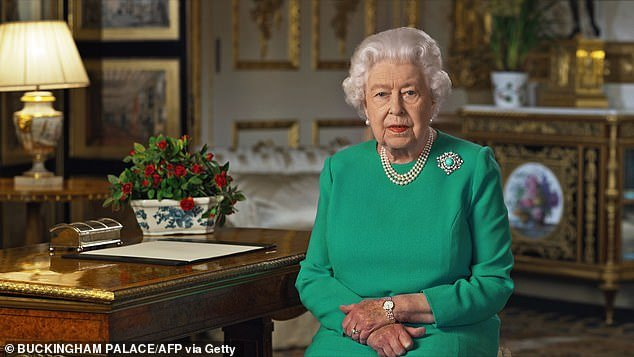 The Queen will take part in a video call to mark Charlotte