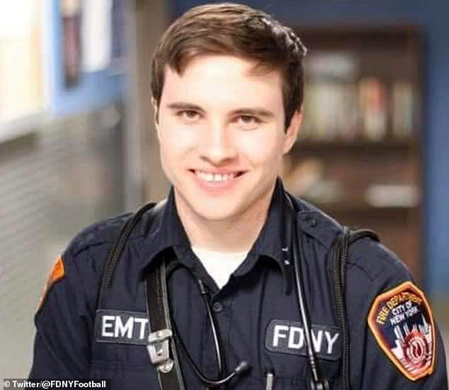 EMT John Mondello, 23, died by suicide less than three months on the job after the rookie was thrust into work during the coronavirus outbreak