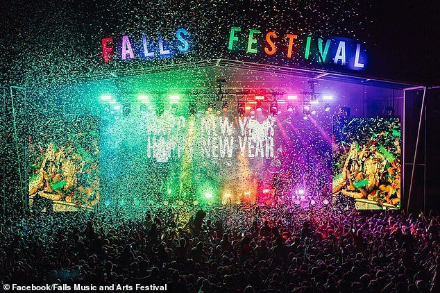 Falls Festival may not go ahead over New Year