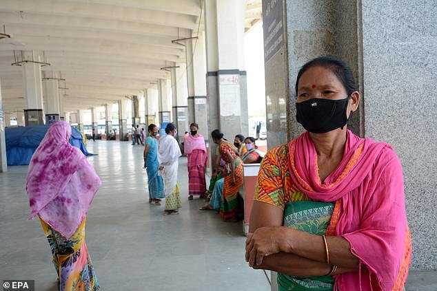 India has scrapped an order for half a million coronavirus testing kits from China after they were found to have just a five per cent accuracy rate, according to reports
