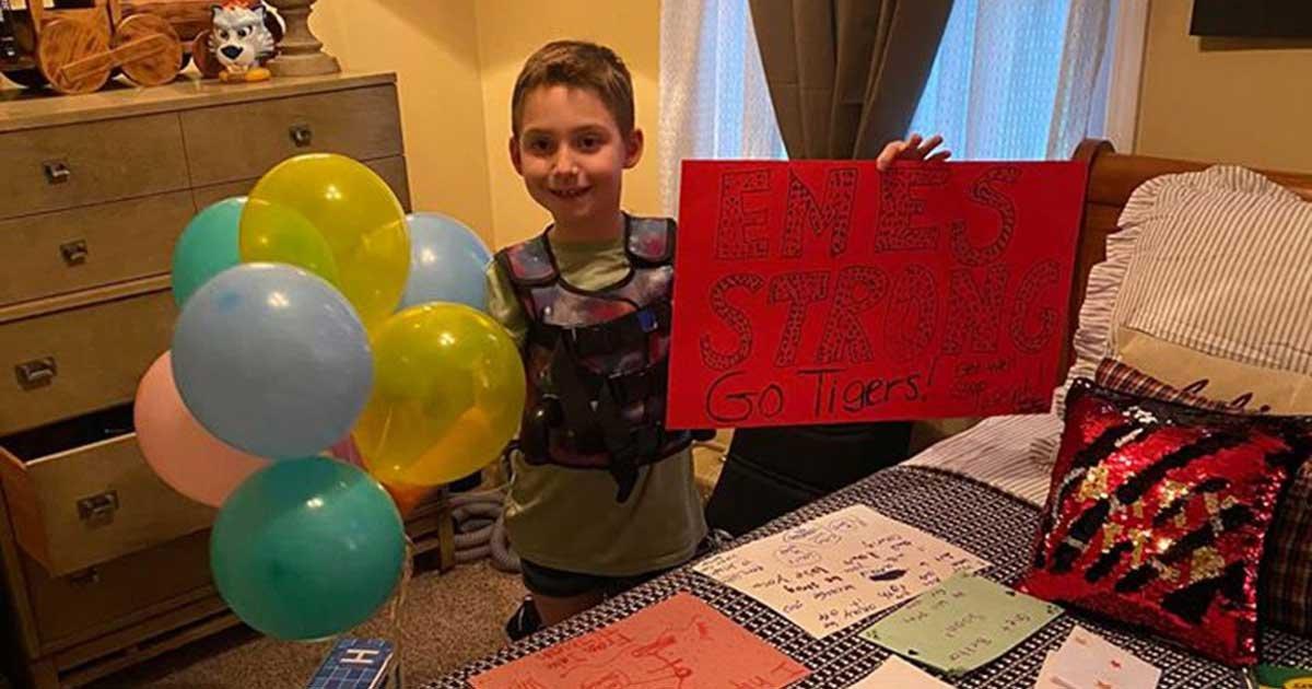 444.jpg?resize=1200,630 - Tennessee Boy With Cystic Fiboris Beat COVID-19