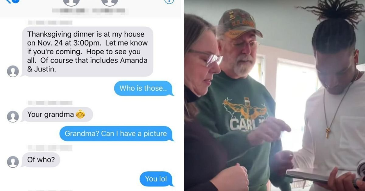 6 12.jpg?resize=1200,630 - Viral Grandma Whose Misfired Text To Teen Led to Thanksgiving Invite Loses Husband To Coronavirus