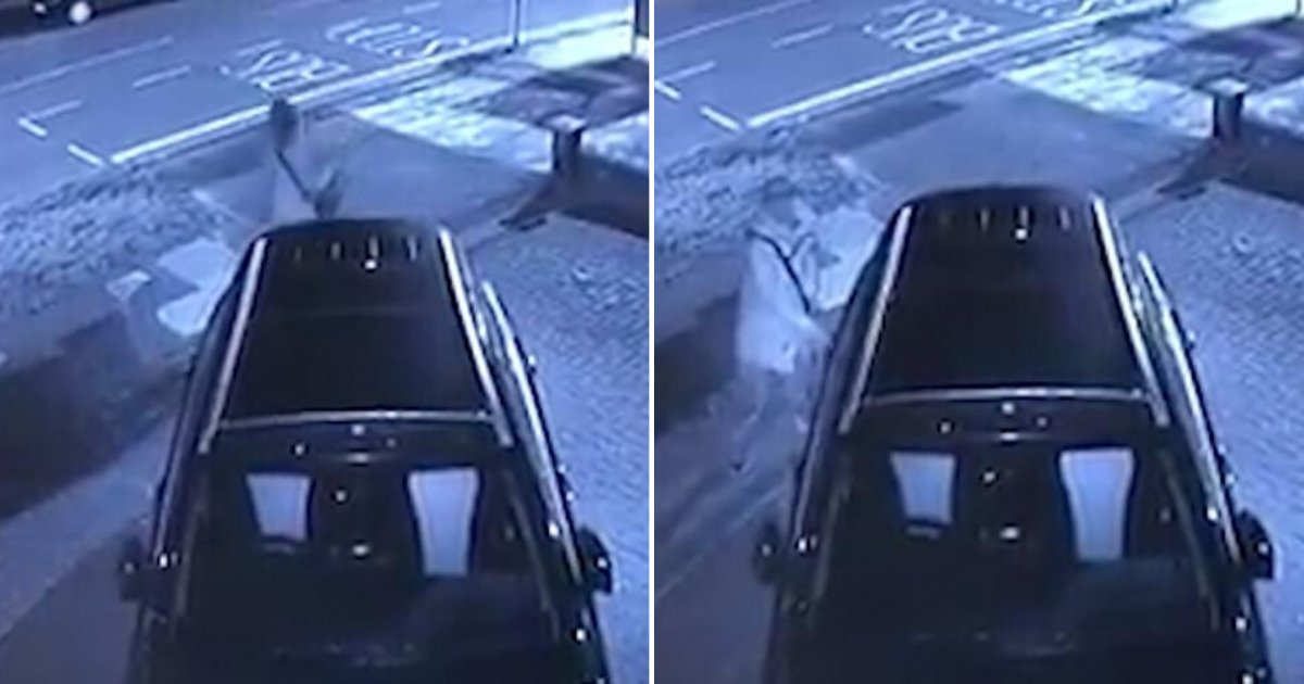 6 6.png?resize=1200,630 - A Man Was Caught On CCTV Licking His Hands and Touching The Door Handles of The Cars On The Street