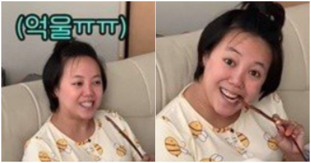 """88 3.png?resize=412,232 - '잇몸 200%' 미르 누나 """"고은아""""가 커플링 해명한 이유 (feat.문어다리)"""