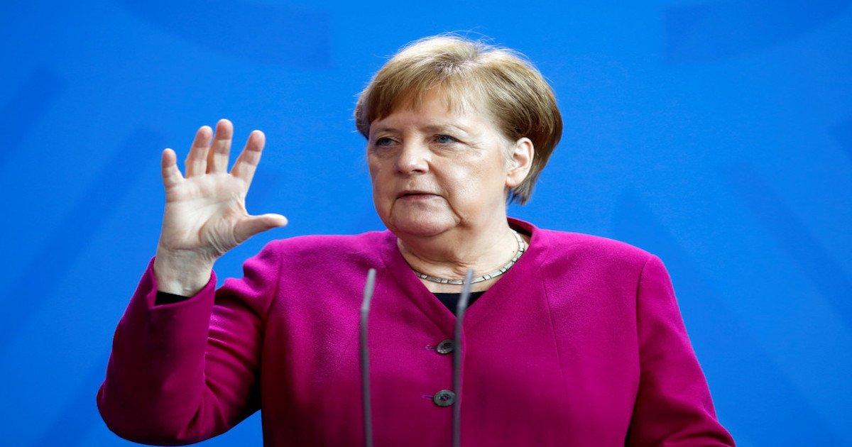 angela m.jpg?resize=412,275 - L'Allemagne sort du confinement dès le 4 mai
