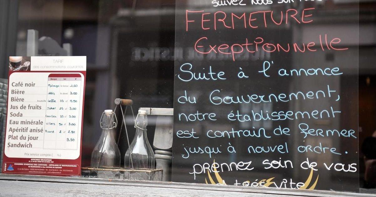 """b9723200859z 1 20200413115058 000gs6fscbck 1 0 e1586895856730.jpg?resize=412,232 - """"Catastrophe économique"""" : Restaurants, cafés et hôtels resteront fermés au-delà du 11 mai"""