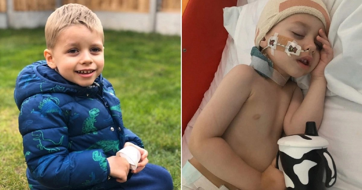 c3 4.jpg?resize=1200,630 - Mom Shared Her 3-Year-Old Boy With Terminal Cancer Is Living Final Days In Lockdown