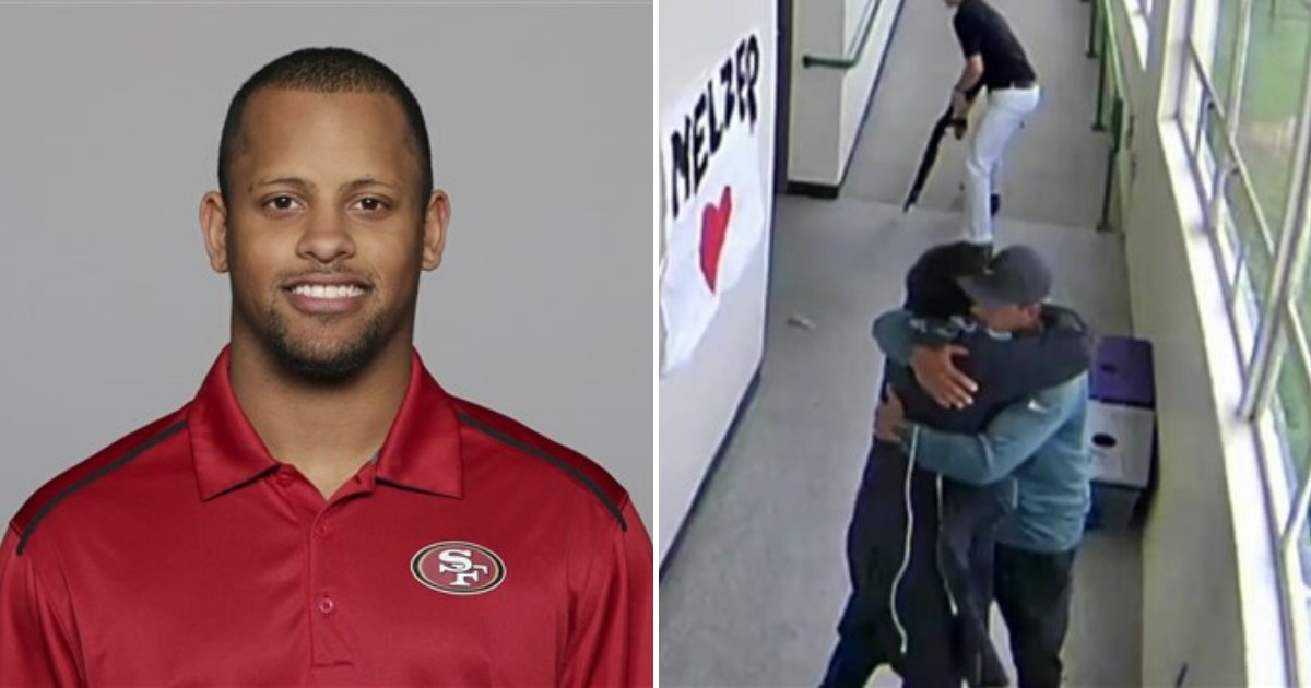 coach5.png?resize=1200,630 - Coach Who Disarmed A Distraught Student Before Hugging Him Earned Congressional Medal Of Honor Award
