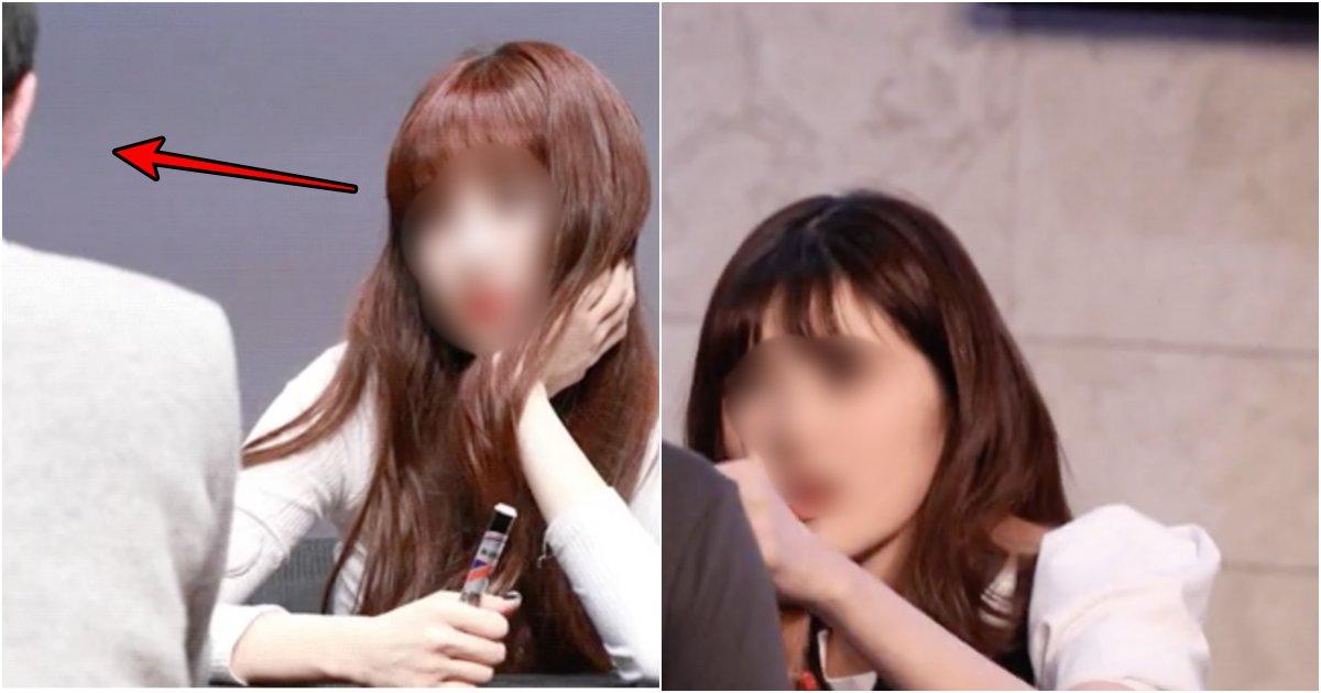 collage 236.png?resize=1200,630 - 훈남이 걸그룹 팬사인회가면 받는다는 여자아이돌의 시선과 표정 (영상)