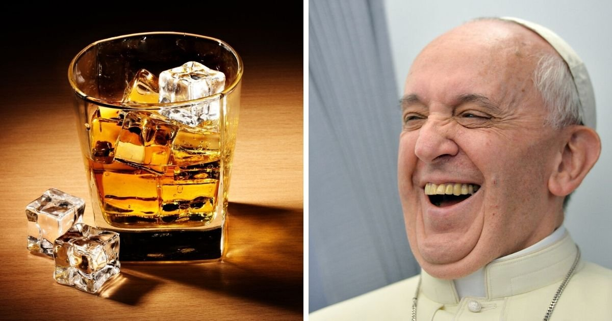cover 6.jpg?resize=1200,630 - Pope Francis Jokes Whisky Is 'The Real Holy Water' With Scottish Student Priests