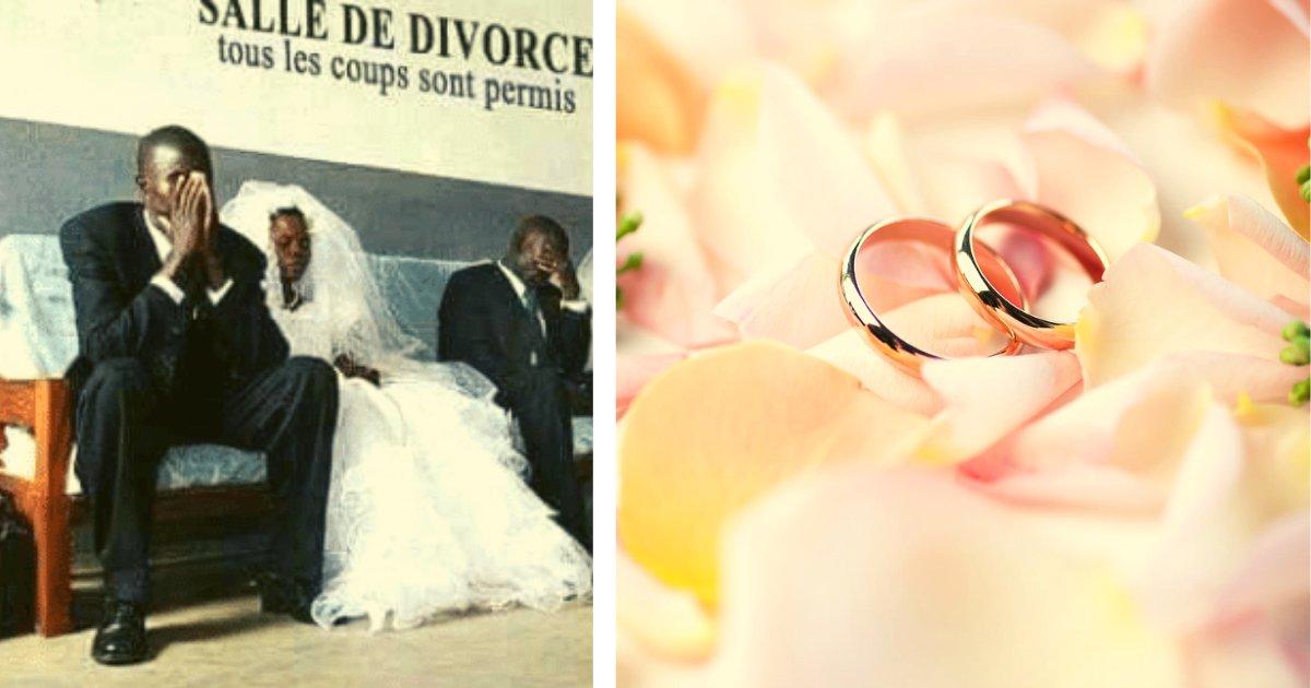 diseno sin titulo 1 19.png?resize=412,275 - Mujer Le Pide El Divorcio A Su Marido, Después De 3 Minutos De Casados Por Un Comentario Que Le Hizo