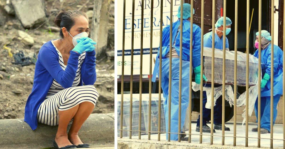 diseno sin titulo 1 21.png?resize=412,275 - Cientos De Cuerpos Sobre El Asfalto De Las Calles De Esta Ciudad Debido Al Horrible Virus