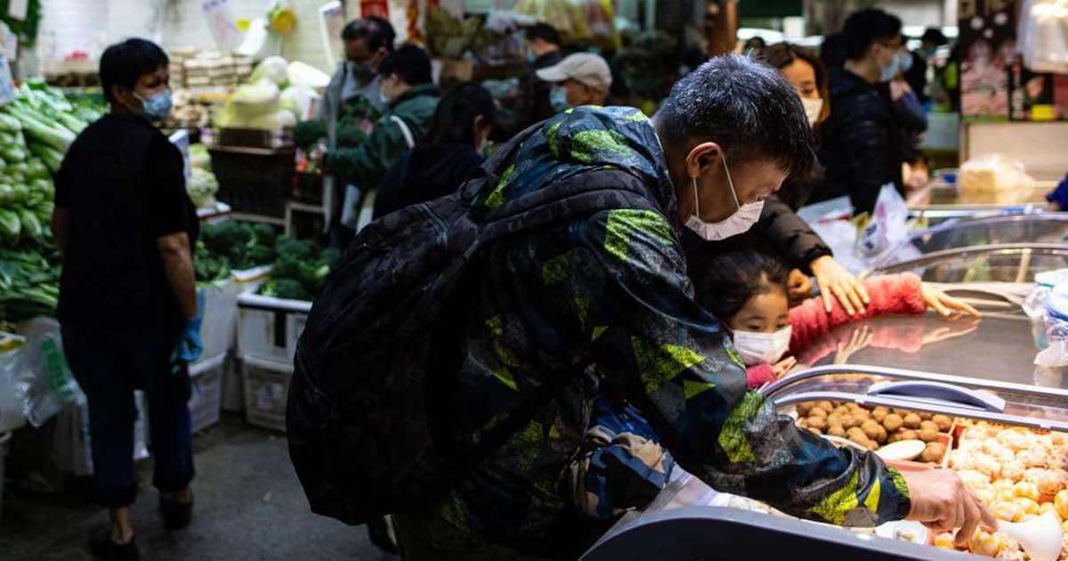 getty 17.jpg?resize=1200,630 - Wuhan Reopens: Biggest Wet Market Resumed Business