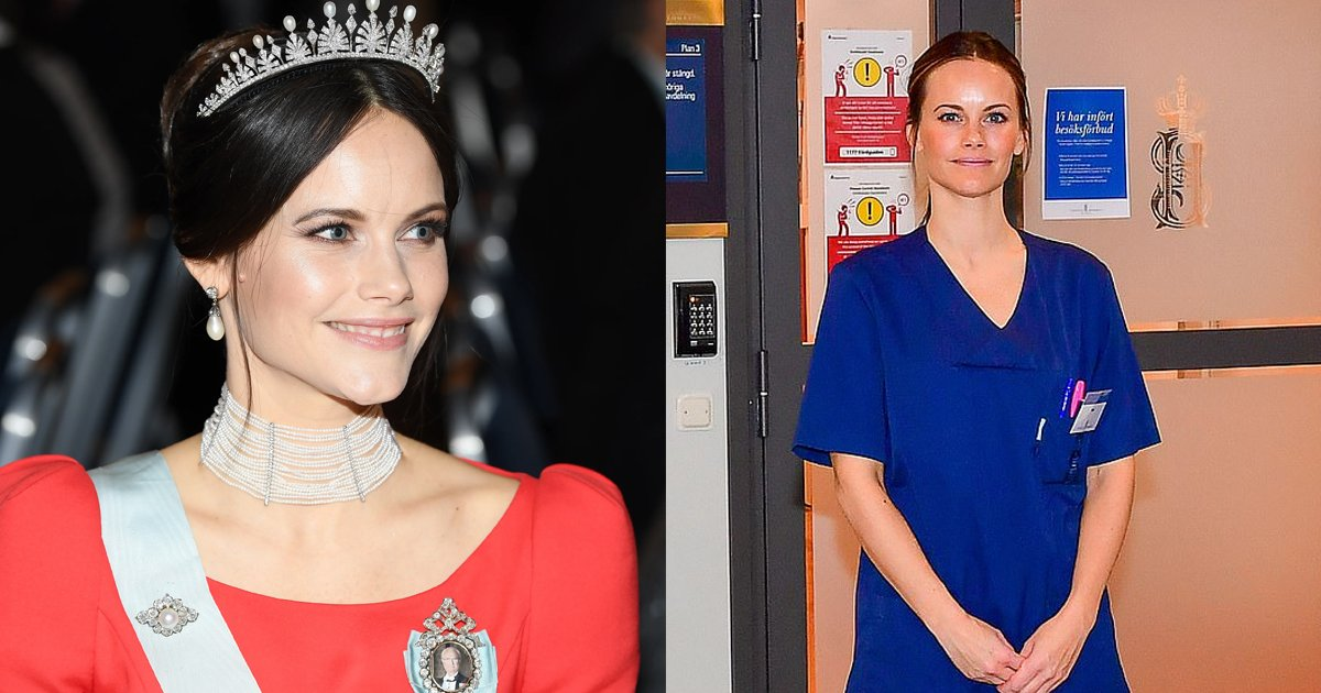 hffhfh.jpg?resize=1200,630 - Swedish Princess, Sofia, Joins Healthcare Workers After A 3-day Training