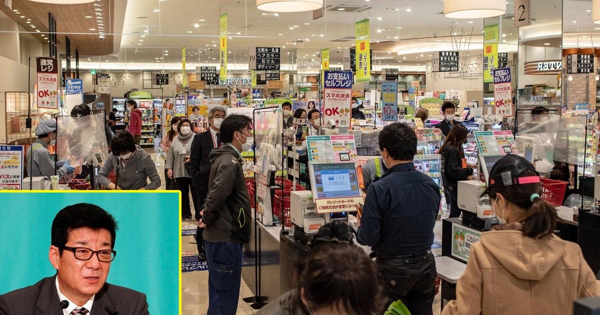 hhdd.jpg?resize=1200,630 - Japanese Mayor Says Men Should Grocery Shop As Women Take Too Long