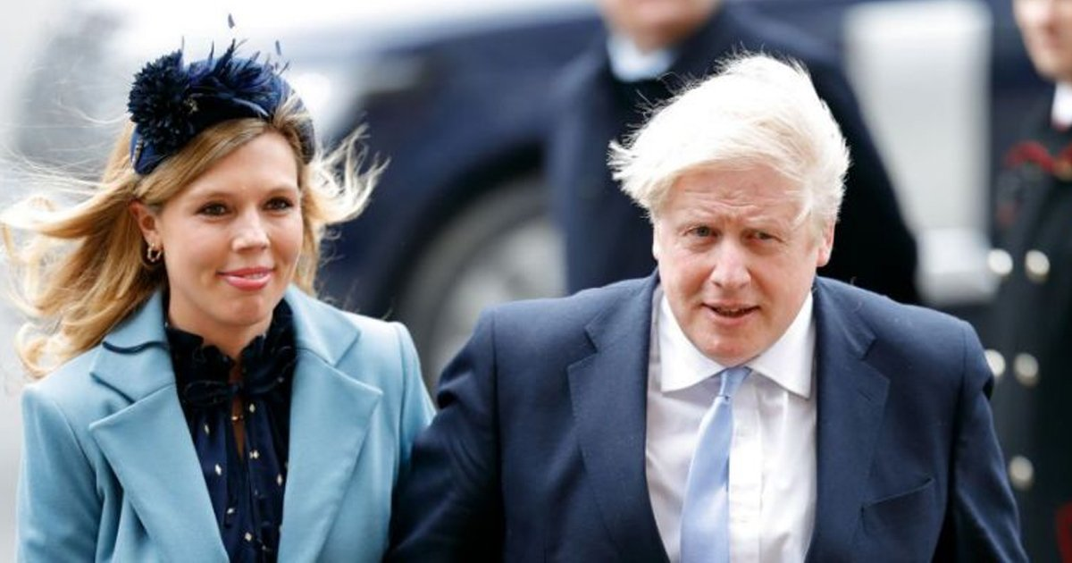 hyyyy.jpg?resize=1200,630 - Prime Minister Boris Johnson's Fiancee Carrie Symonds Gives Birth To A Baby Boy