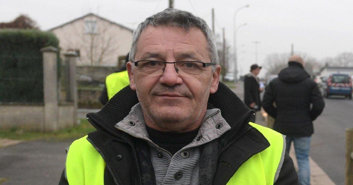 jose lortal.jpg?resize=1200,630 - José Lortal, une figure des gilets jaunes dans la Marne, a été tué au cours d'une violente dispute