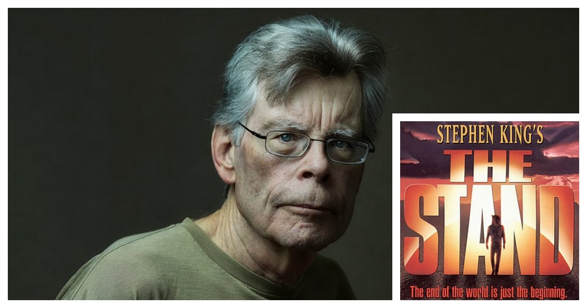 king cover.jpg?resize=1200,630 - Stephen King Is Sorry If You Feel Like You Are Living in His Novel